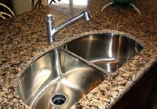 Franke granite sink